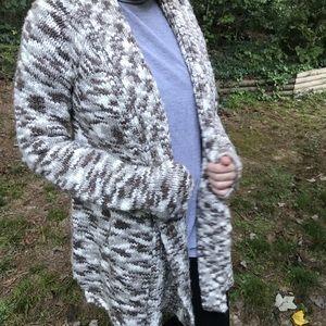 Cynthia Rowley THICK & COZY oversized sweater XL